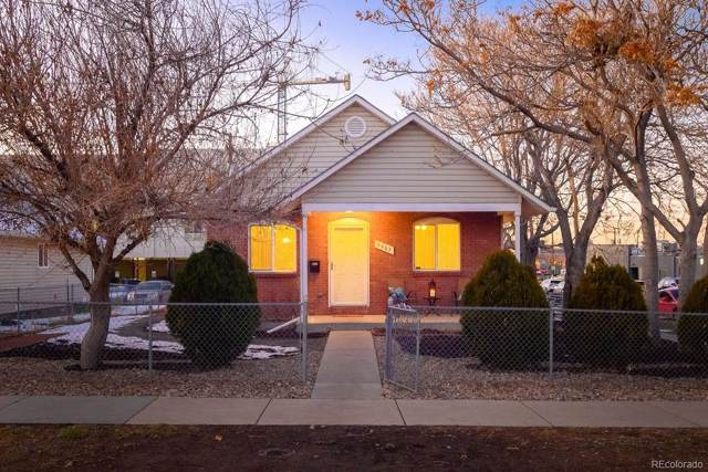 3463 Lawrence Street, Denver, CO 80205 (#7233914) :: The DeGrood Team