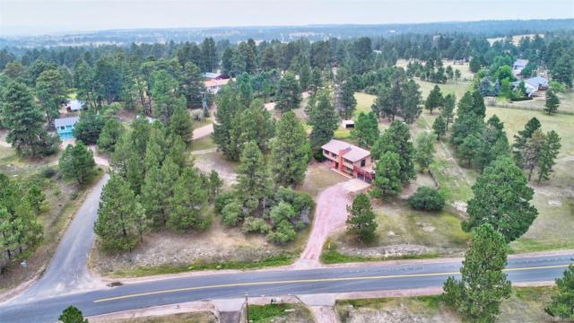 11539 Ponderosa Lane, Franktown, CO 80116 (MLS #7233942) :: 8z Real Estate