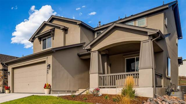 10809 Warm Sunshine Drive, Colorado Springs, CO 80908 (#7234006) :: James Crocker Team