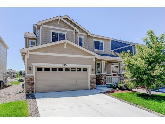 3384 E 141st Avenue, Thornton, CO 80602 (MLS #7234920) :: 8z Real Estate