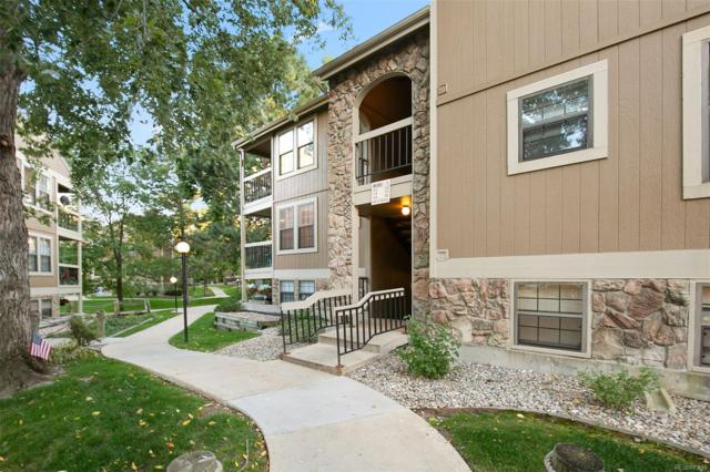 10960 W Florida Avenue #113, Lakewood, CO 80232 (#7235330) :: The HomeSmiths Team - Keller Williams