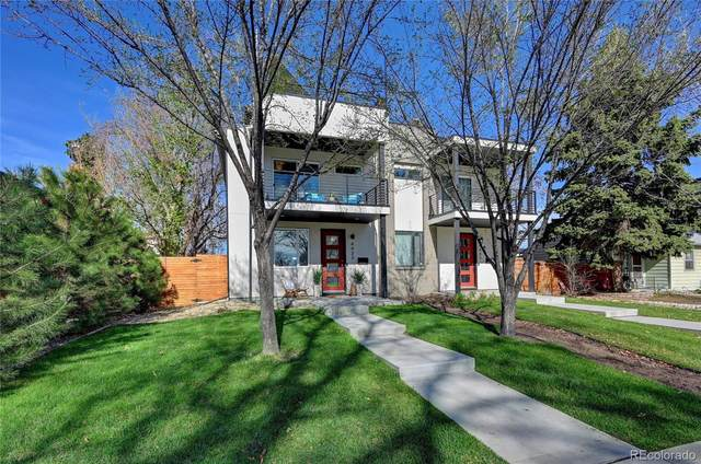 4433 Tejon Street, Denver, CO 80211 (#7235949) :: James Crocker Team