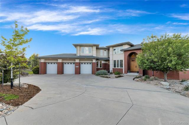355 Crossing Circle, Castle Pines, CO 80108 (MLS #7236053) :: 8z Real Estate
