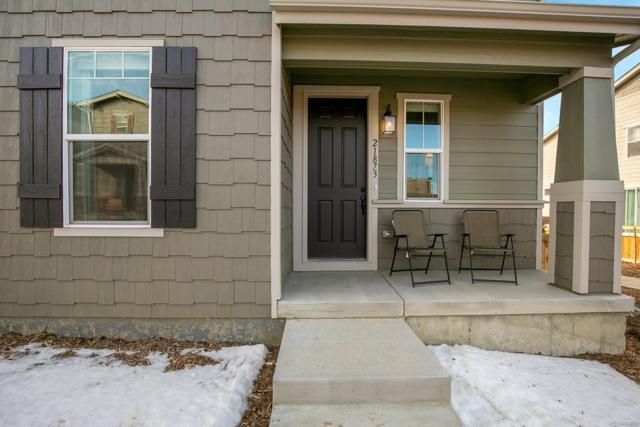 21873 E Quincy Place, Aurora, CO 80015 (MLS #7236206) :: Bliss Realty Group