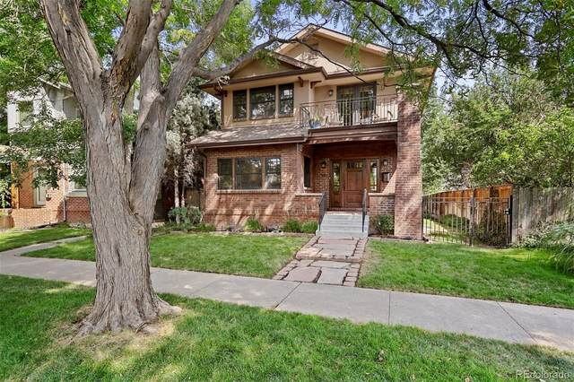 584 S Gilpin Street, Denver, CO 80209 (#7236348) :: Finch & Gable Real Estate Co.