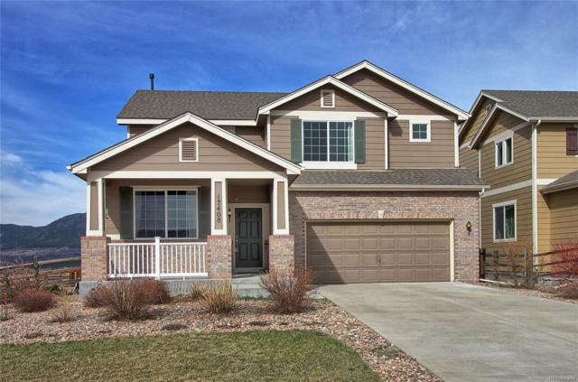 17408 Quarry Way, Monument, CO 80132 (#7236490) :: Keller Williams Action Realty LLC