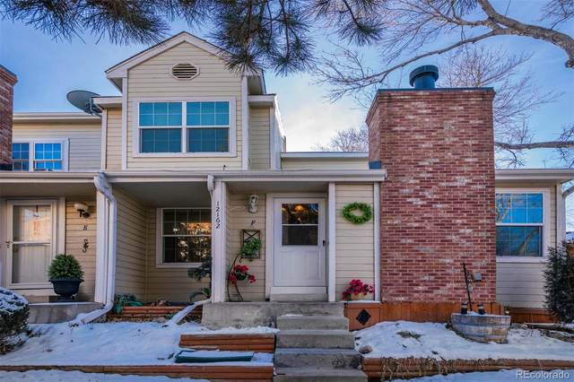 12162 Bannock Circle F, Westminster, CO 80234 (#7236512) :: Chateaux Realty Group