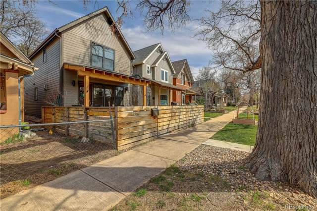2946 N Williams Street, Denver, CO 80205 (#7236587) :: Finch & Gable Real Estate Co.