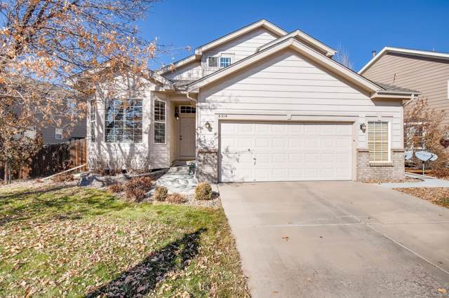6314 Westview Circle, Parker, CO 80134 (#7236835) :: The Healey Group