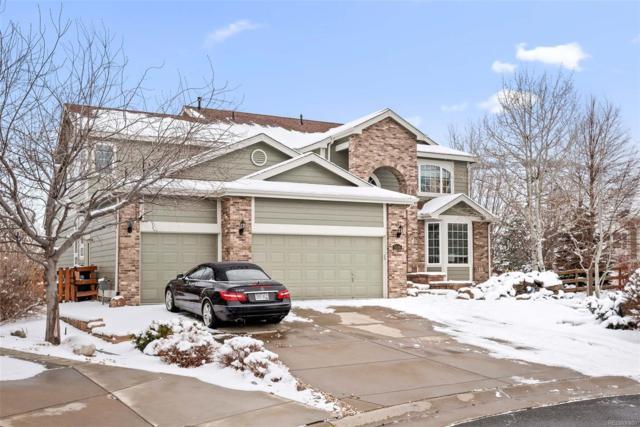 5556 Dunraven Lane, Golden, CO 80403 (#7237044) :: Colorado Home Finder Realty