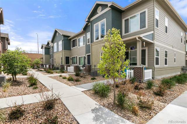 15516 W 64th Loop D, Arvada, CO 80007 (#7237168) :: The Griffith Home Team