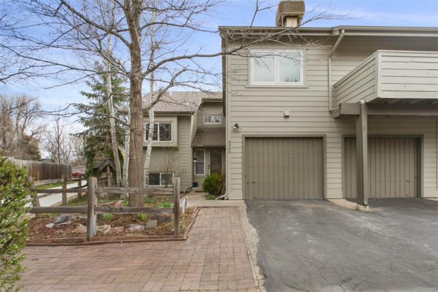 3400 22nd Street #1, Boulder, CO 80304 (MLS #7237357) :: 8z Real Estate