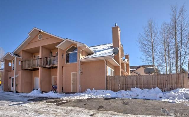1706 Columbine Village Drive, Woodland Park, CO 80863 (MLS #7237602) :: 8z Real Estate
