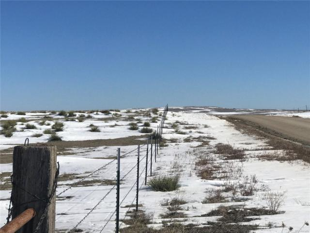 Lot 1 County Road 90, Simla, CO 80835 (#7237618) :: The Peak Properties Group