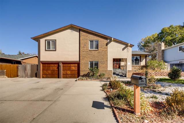 1956 S Nome Street, Aurora, CO 80014 (#7237624) :: 5281 Exclusive Homes Realty