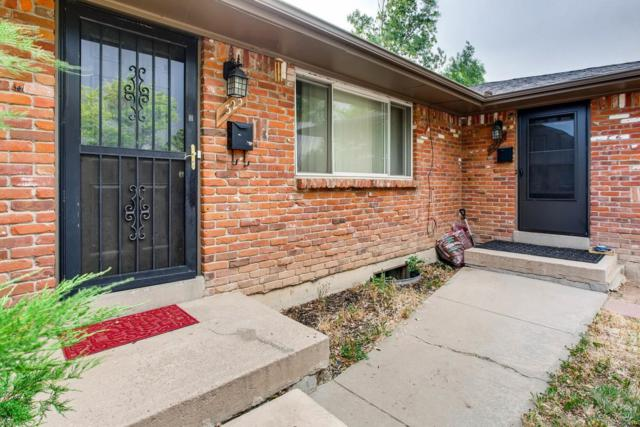 323 S Yost Street, Aurora, CO 80012 (#7237690) :: Structure CO Group