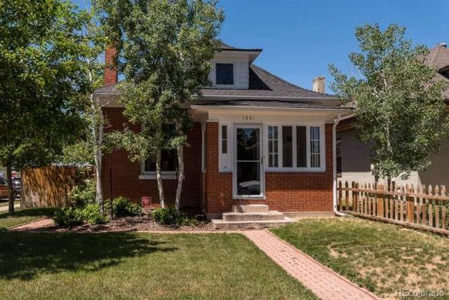 1291 S Lincoln Street, Denver, CO 80210 (#7238156) :: Colorado Home Finder Realty