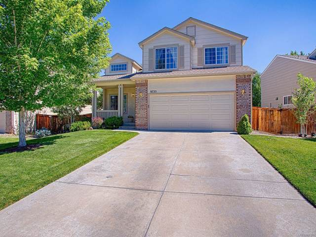 9735 Castle Ridge Circle, Highlands Ranch, CO 80129 (#7238407) :: Bring Home Denver with Keller Williams Downtown Realty LLC