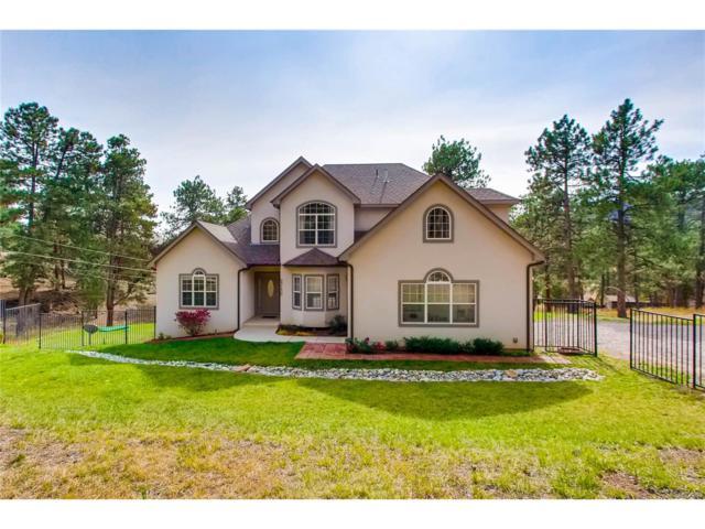 23152 Shoshone Road, Indian Hills, CO 80454 (MLS #7238452) :: 8z Real Estate