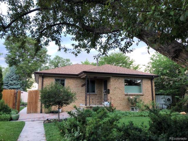 1471 S Ogden, Denver, CO 80210 (#7238745) :: Wisdom Real Estate