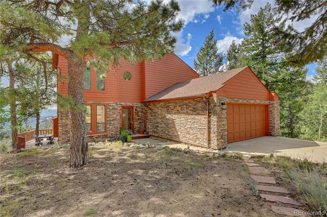 31228 Kings Valley W, Conifer, CO 80433 (#7239010) :: The HomeSmiths Team - Keller Williams