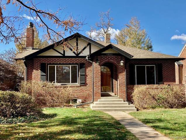 1035 S Josephine Street, Denver, CO 80209 (#7239426) :: The DeGrood Team