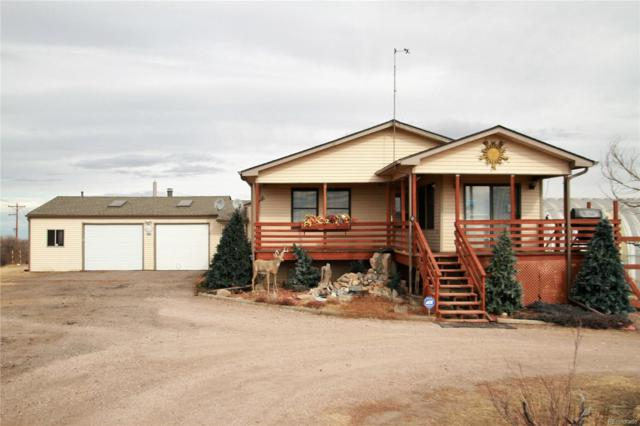 4545 E Highway 86, Castle Rock, CO 80104 (#7239750) :: Structure CO Group