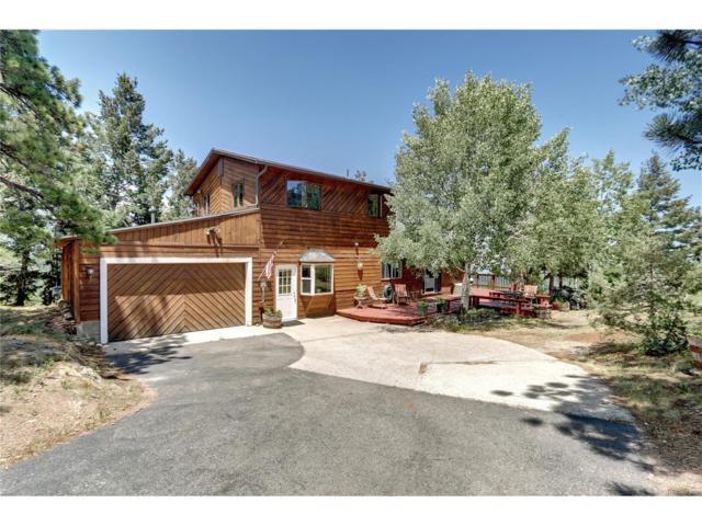 10060 City View Drive, Morrison, CO 80465 (MLS #7239998) :: 8z Real Estate