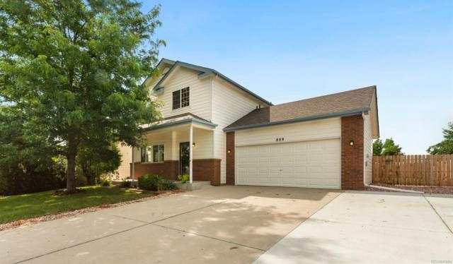 809 Scotch Pine Drive, Severance, CO 80550 (#7240046) :: The DeGrood Team