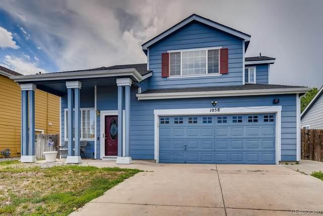 1058 Clogger Lane, Fountain, CO 80817 (MLS #7240198) :: 8z Real Estate
