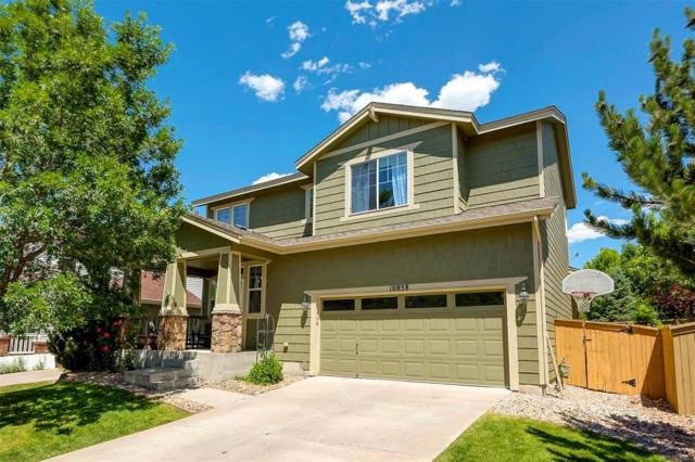10858 Heatherton Street, Highlands Ranch, CO 80130 (MLS #7240289) :: 8z Real Estate