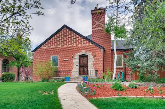 620 Locust Street, Denver, CO 80220 (#7240988) :: House Hunters Colorado