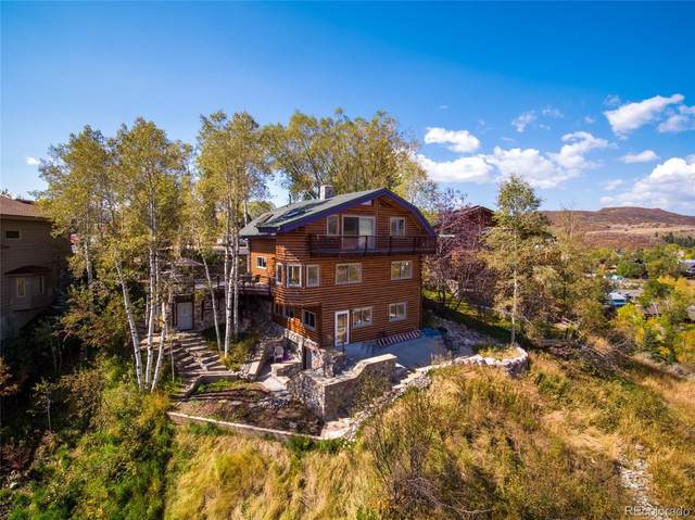 875 Conifer Circle, Steamboat Springs, CO 80487 (#7240990) :: The Heyl Group at Keller Williams
