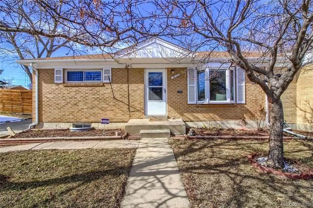 10513 Franklin Street, Northglenn, CO 80233 (MLS #7241423) :: 8z Real Estate