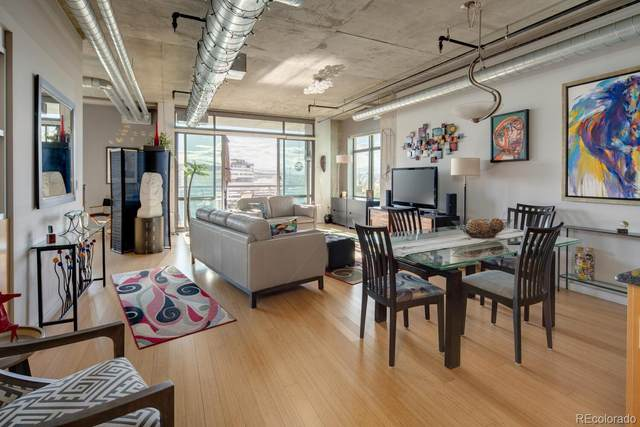 1401 Wewatta Street #609, Denver, CO 80202 (MLS #7241767) :: 8z Real Estate