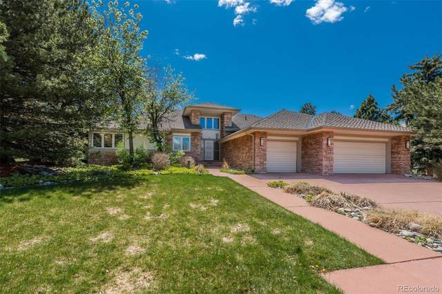84 Falcon Hills Drive, Highlands Ranch, CO 80126 (MLS #7241778) :: Stephanie Kolesar