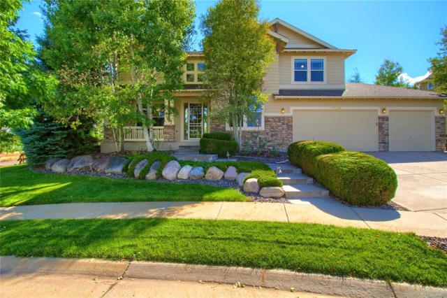 17294 W 61st Court, Arvada, CO 80403 (#7241991) :: The Peak Properties Group