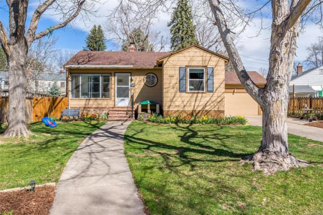 2733 S Lafayette Circle, Denver, CO 80210 (#7242417) :: The Pete Cook Home Group