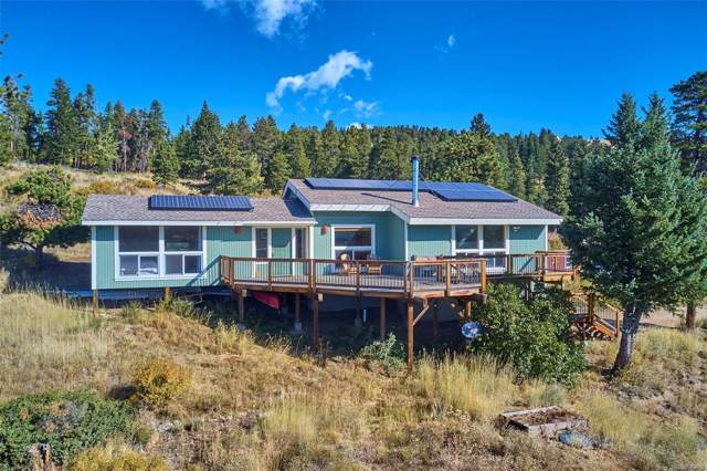 27036 Boulder Canyon Drive, Nederland, CO 80466 (#7242682) :: The DeGrood Team