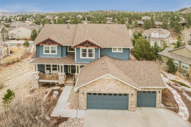 1519 Stonehill Court, Castle Rock, CO 80104 (#7242738) :: The Peak Properties Group