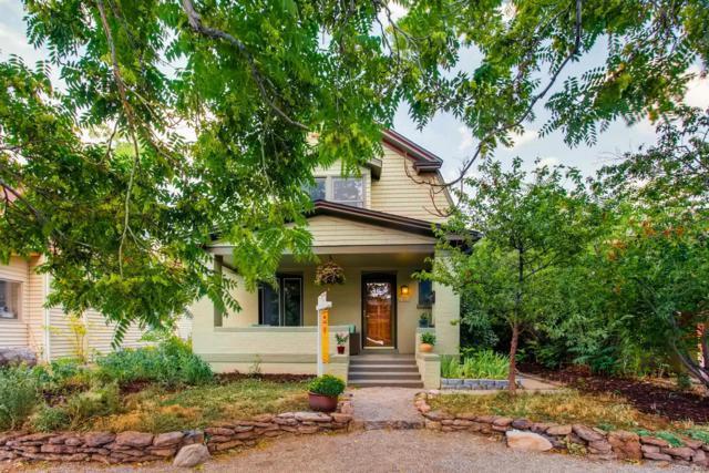 668 S Logan Street, Denver, CO 80209 (#7243058) :: Wisdom Real Estate