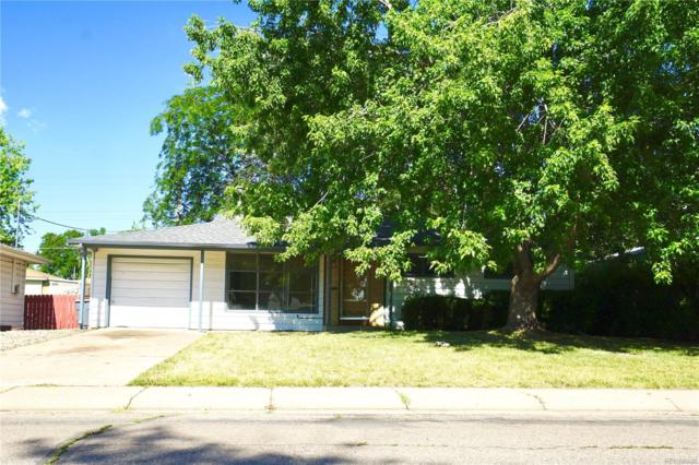 2519 15th Avenue, Greeley, CO 80631 (#7243367) :: The Heyl Group at Keller Williams
