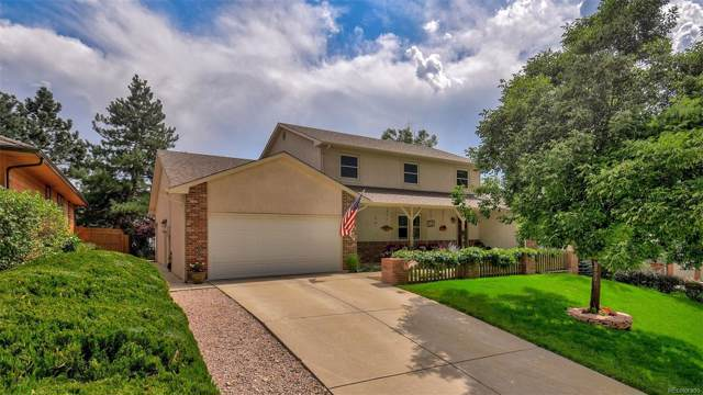 2513 Fairway Drive, Colorado Springs, CO 80909 (MLS #7243526) :: 8z Real Estate