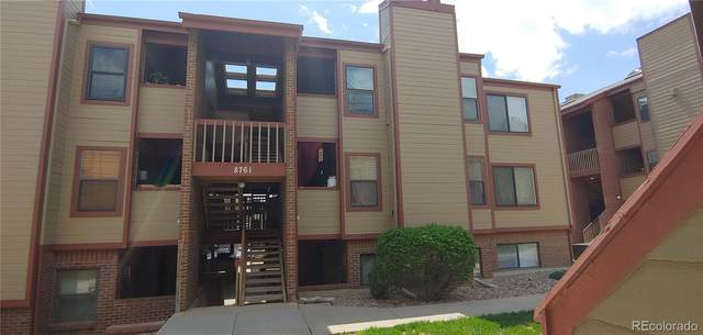 8761 Dawson Street #301, Thornton, CO 80229 (#7243598) :: HergGroup Denver