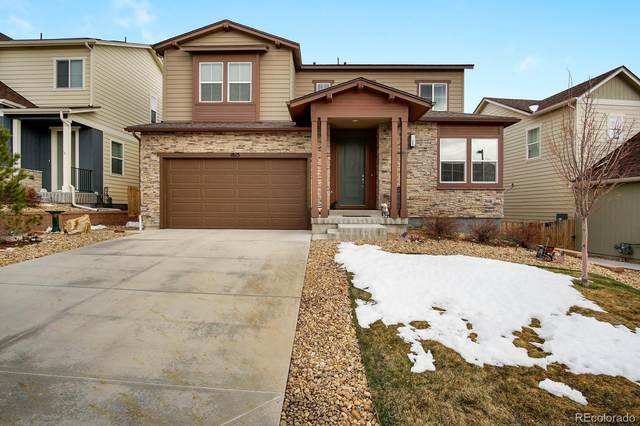 1815 Ghost Dance Circle, Castle Rock, CO 80108 (#7243604) :: The HomeSmiths Team - Keller Williams