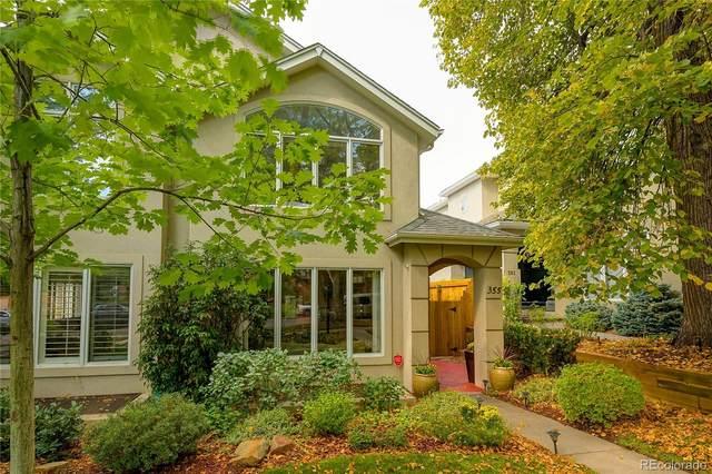 355 Steele Street, Denver, CO 80206 (#7243802) :: Real Estate Professionals