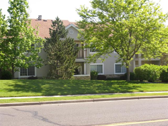 5585 W 76th Avenue #101, Arvada, CO 80003 (#7243806) :: The Griffith Home Team
