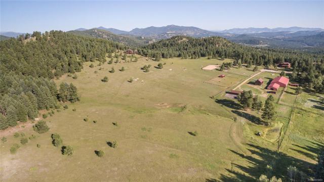 28886 Cragmont Drive, Evergreen, CO 80439 (#7244047) :: Wisdom Real Estate
