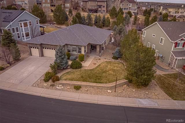 4885 Wagontrail Court, Parker, CO 80134 (#7244049) :: The Brokerage Group