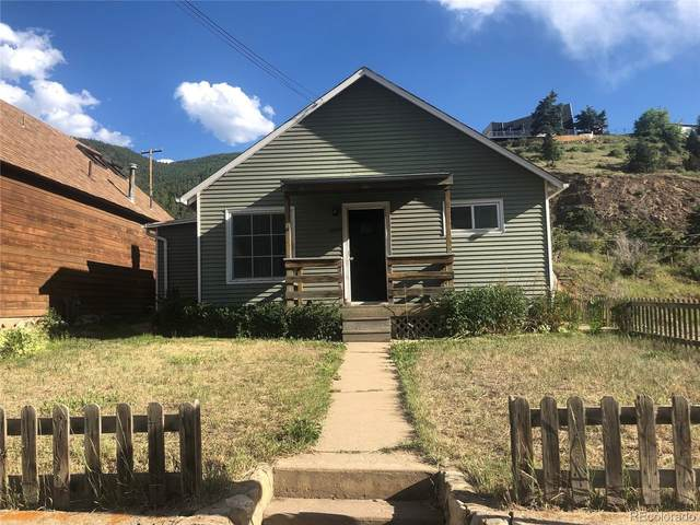 1843 Miner Street, Idaho Springs, CO 80452 (#7244676) :: Chateaux Realty Group
